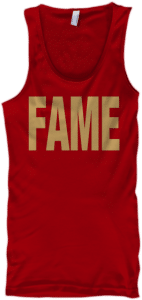 Fame Acting Theatre Tank Top