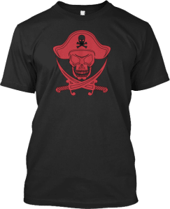 Pirate Hat T shirt