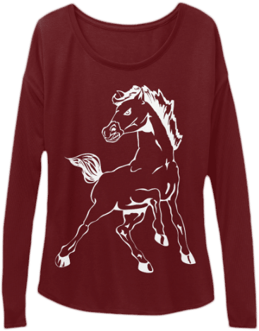Wild Horse Long Sleeve for Women