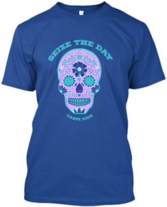 tshirtsugarskullpink T Shirts Skulls Skull Collection