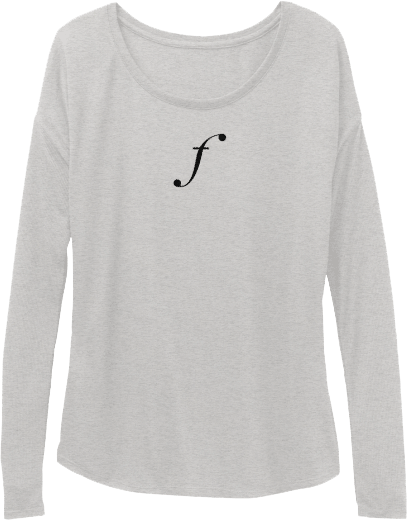 Womens Top F Clef Music Musician Music Teachers