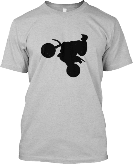Dirt Bike Motorcycle Tee