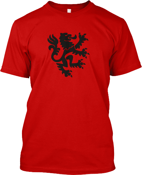 Heraldry Dragon Tee