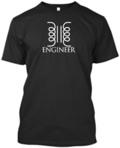 Engineer T shirt Engineering