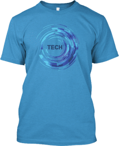 Technology HUD T shirt