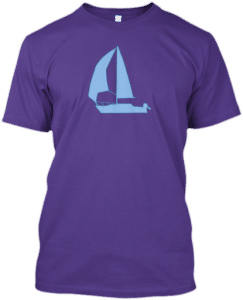 Sailboat Sailing T shirt