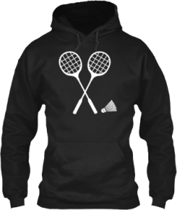Badminton Sports Hooide