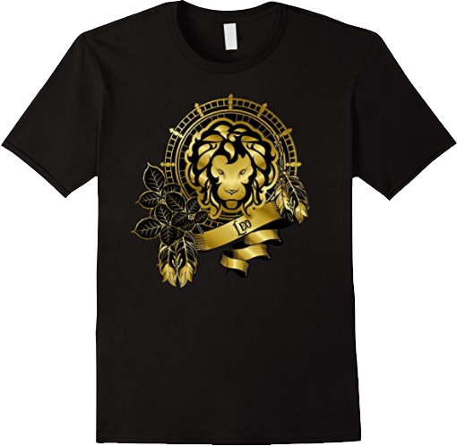 Leo Zodiac Astrology T shirt