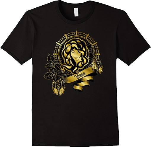 Virgo Zodiac T shirt