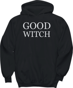 Good Witch Halloween Hoodie