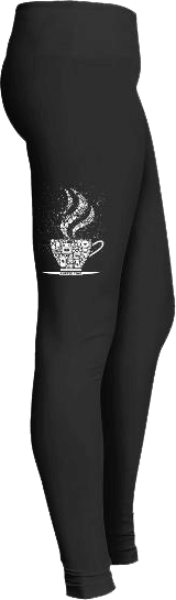 Coffee Cup Pants