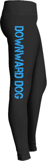 Downward Dog Yoga Leggings