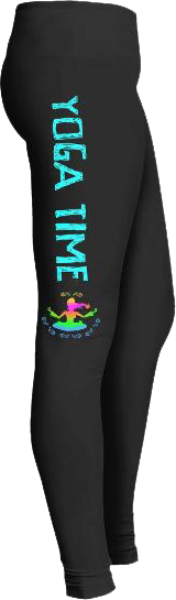 Yoga Time Leggings