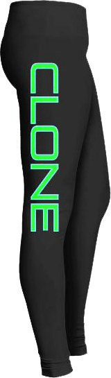 Clone Technology Leggings Yoga Pants