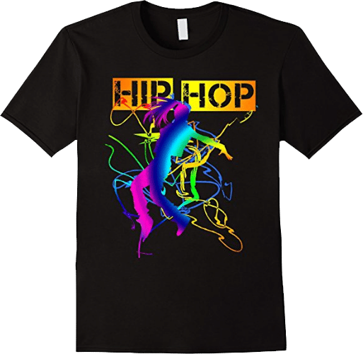 Hip Hop Dance Shirt