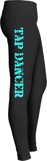 Tap dancer leggings