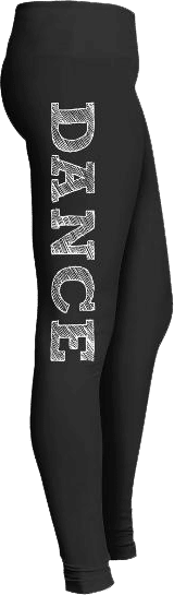 Dance Dancer Leggings