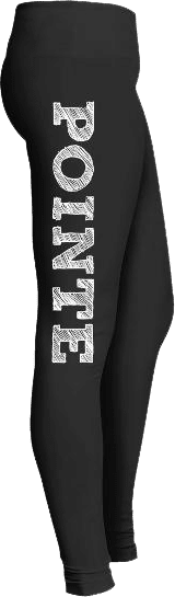 Pointe Ballet Dance Leggings
