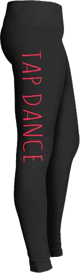 Tap Dance Leggings