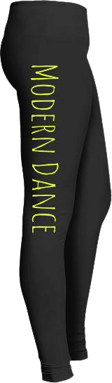Modern Dance Leggings