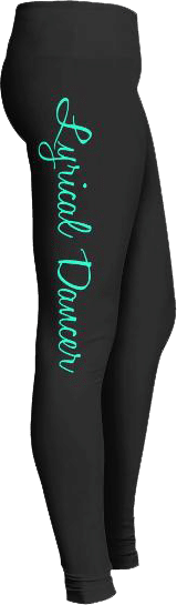 Lyrical Dancer Leggings