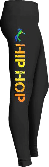 Hip Hop Girl Dance Leggings