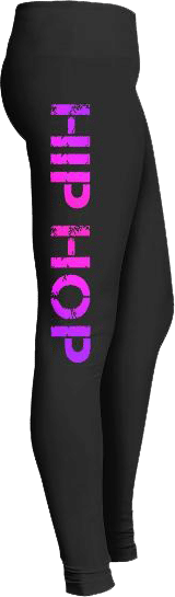 Hip Hop Dancer Leggings
