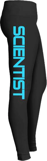 scientist leggings