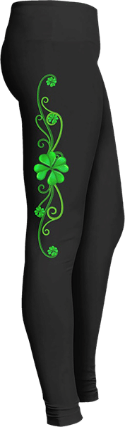 Saint Patrick's Day Holiday Leggings