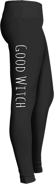 Good Witch Halloween Leggings