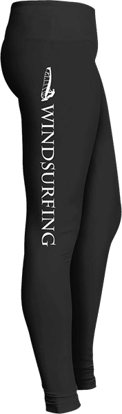 Windsurfing beach leggings