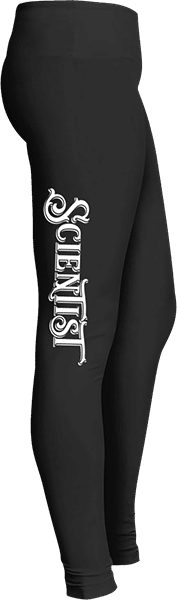 Scientist Leggings STEM