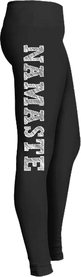 Namaste yoga pants leggings
