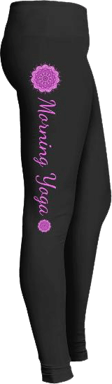 Pink Yoga Everyday Amazing Comfort Fit Yoga Fitness Leggings!
