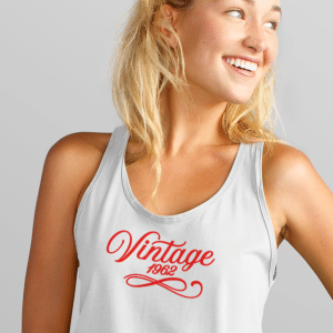 Vintage birth year tops and shirts with the year you were born vintage