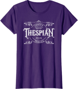 Thespian Comedy Tragedy