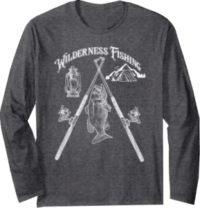 Wilderness Fishing Long Sleeve