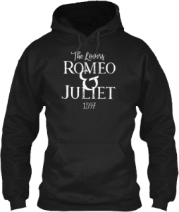 Shakespeare Romeo and Juliet Theatre The lovers