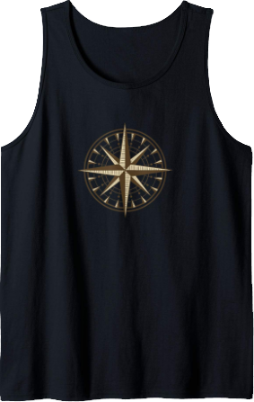 Sailor's Compass Tank Top