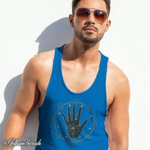 Tank tops for men and women
