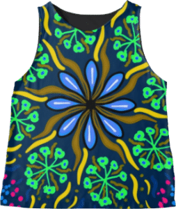 Designer Fashion Tank Tops 1