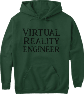 Virtual Reality Engineer Hoodie
