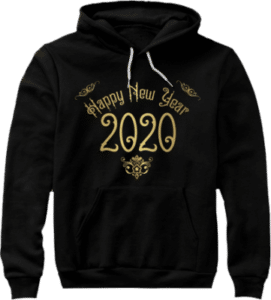 2020 New Years Day Eve Hoodie