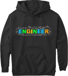 Engineer Tech Career Hoodie