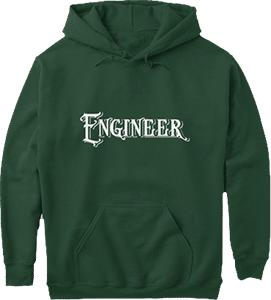 Engineer Technology Hoodie