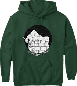 Krampus Day is Coming Hoodie