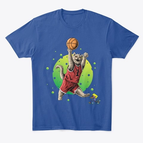 Basketball Cat Shirt Sports Cats