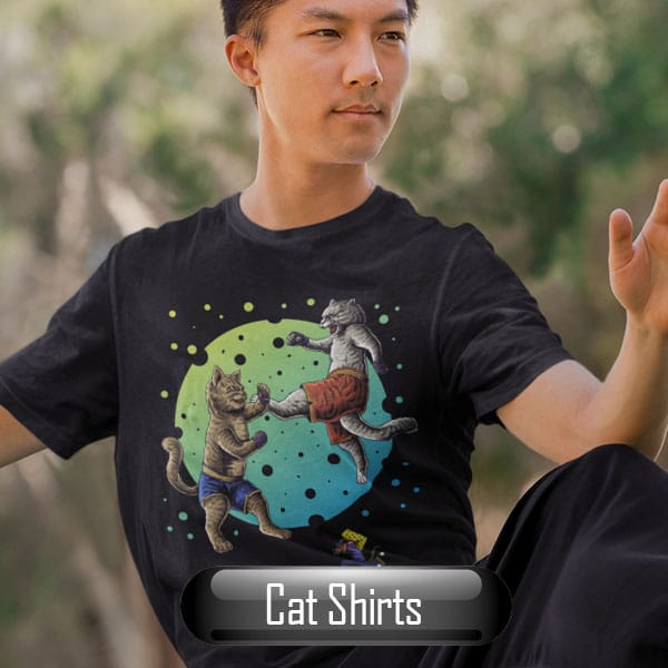 Browse Cat Shirts