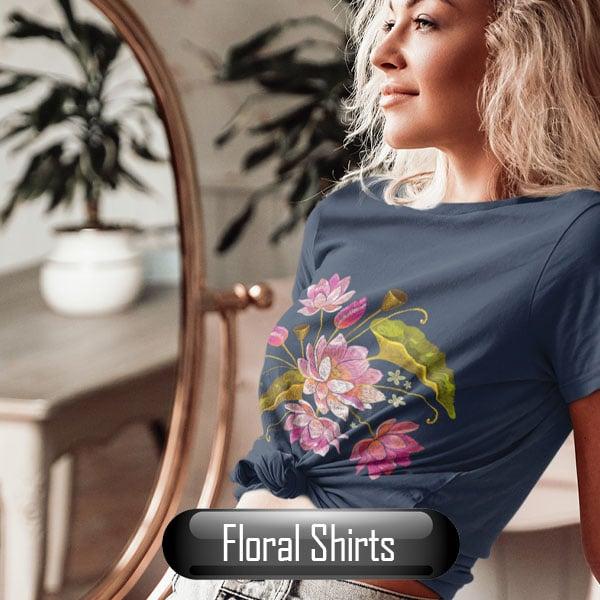 Browse Floral Shirts