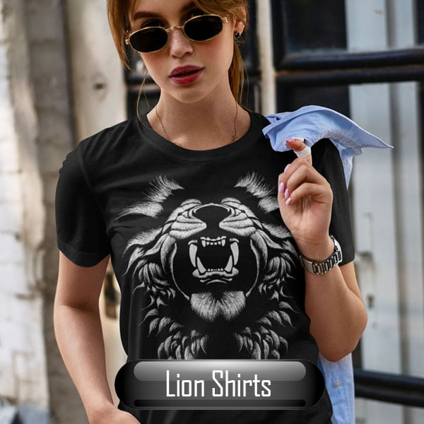 Browse Lion Shirts